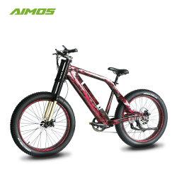 A AMS-Tde-Sr 48V 1000W Neve Pneu Gordura Eléctrico Bike Scooter eléctrico