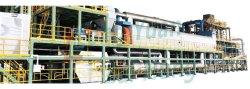 Обработка промышленных отходов бытовых отходов из пластика для взлома масла/пиролиз завода для нефтеперерабатывающего завода в поле масла