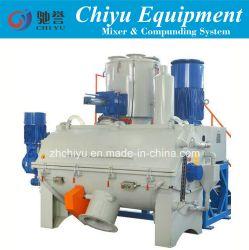 De Partij die van het Poeder van pvc & Systeem weegt mengt/Apparatuur/de Plastic Mixer van het Poeder Machine/PVC/Poeder mengt die Systeem vervoeren