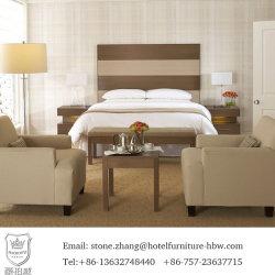 Ламинированные высокого давления Wilsonart современный отель с одной спальней и дизайн мебели