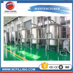 1t-50t l'eau pure RO Usine de traitement du filtre