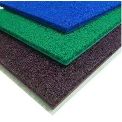 VINYLdekoration-Gebrauch-Isolationsschlauch-Fußboden-Matten-starke Silk Ring-Matte des China-Fabrik-Preis-12mm Plastikfür Seitentriebs-Gebrauch in der Rolle