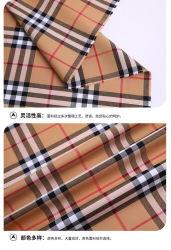 Саржа Burberry халат рукавицы Одежда Текстиль футболка ткань