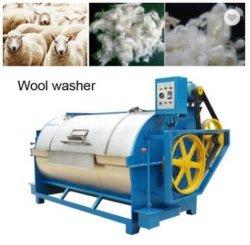 Poultry Farm를 위한 자동적인 Mini Raw Sheep Wool Carpet Washing Dry Cleaning Machine