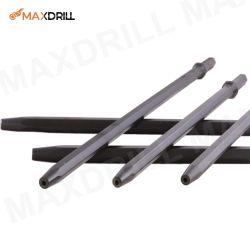 11 정도 Hex22 잭 망치 텅스텐 탄화물 착암기 광업을%s 완전한 교련 강철 6각형 정강이 테이퍼 교련 로드