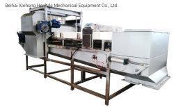 어분 기계장치를 가공하는 금속 탐지기 철 제거제 컨베이어 벨트 뼈 식사