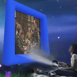 Cinéma en plein air Inflatable PRO Écran de projection de théâtre