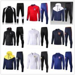 Madrid football soccer Hoodies survêtement Sweat-shirt costumes de formation