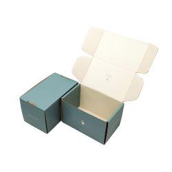 Custom высокое качество печати двусторонней цветной картон бумагу от десерт упаковки упаковка для печенья