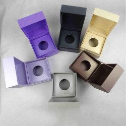 칭다오 공장 고객 디자인 자체 제작 경질 판지 뚜껑 뚜껑 포장 고급 귀금속: 리본 메뉴 포함 선물 상자