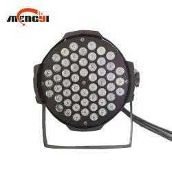 DJ Partie étape Ligting 54*3W LED RGBW Étape par la lumière