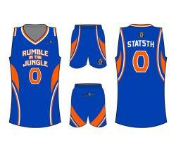 新しい到着の方法デザイン大人のチーム・スポーツのジャージーのバスケットボールマッチの摩耗