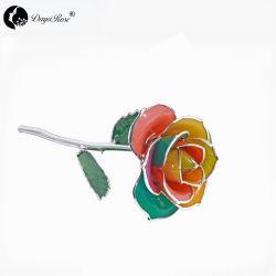 Colorida Rosas de plata (Agosto)