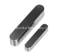 DIN6885/مثبت/مفاتيح متوازية/مفتاح مسطح/نوع A/فولاذ مقاوم للصدأ