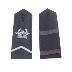 Venda por grosso Exército artesanal personalizado Rank Epaulet Militar