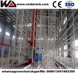 Logistica Come Sistema Rack Di Stoccaggio Automatico Stereoscopico Magazzino Rs