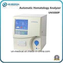 analizzatore completamente automatico di ematologia 3-Part per la macchina della prova sangue umano/animale
