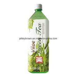 Verre de thé vert Viloe 500ml en bouteille Pet Acceptable OEM
