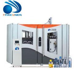 Espulsione automatica stampaggio mediante soffiatura della bottiglia di acqua di plastica dell'animale domestico da 1 litro/modellare facendo macchina