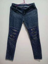 Verwendeter Kleidung-heißer Verkaufs-Jeans-Verkauf im Ballen