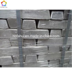 高い純度のマグネシウムの合金のインゴット99.0%~99.9%を供給する中国の工場