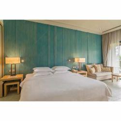 Aangepast Triplex met het Meubilair van de Slaapkamer van het Hotel van het Vernisje voor viersterrenHotel