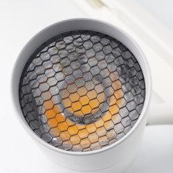 ETL de haute qualité /DLC/ul/ce/Blanc Chaud RoHS 3000K COB LED Spotlight de chenille