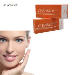 Bocal para caneta Hyaluron Charmost / líquido injetável Anit-Aging ácido hialurônico / Ha Bocal de 1ml