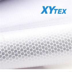 Hoja de infrarrojos de nido de abeja blanco imprimible solvente PVC flexible de rollo de pegatinas reflectantes Banner