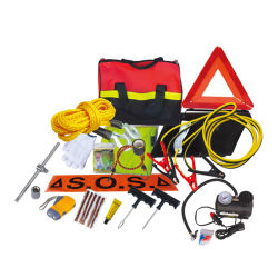 Ferramenta automática de autocarro Acessório de martelo de emergência do carro do Kit de Ferramenta