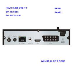 K2最も小さく完全なHD 1080P DVB-T2衛星TVの受信機