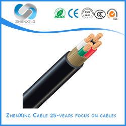 Conducteur en cuivre avec isolation en PVC prix d'usine Câble électrique