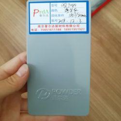 RAL 7040 グレーカラーエレクトロスタティックエポキシポリエステル粉体塗装ホームアプライアンス製品用