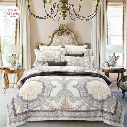 Оптовая торговля Дома моды 60s высокого качества 100% хлопок напечатано в течение 4 штук цветов изображения Принцесс оформлены постельные принадлежности,