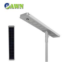 80Watts rua LED Resina Luz Lanterna Solar Luz de Artesanato