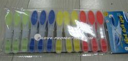 부드러운 그립의 다색 옷걸이(IL-CP01)