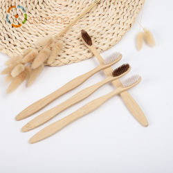 Природные бамбук/дерева отель зубной щетки расходные материалы