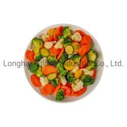 Gefrorene Gemüsemischungs-Gemüsemischungs-Tiefkühlkost der mischungs-IQF