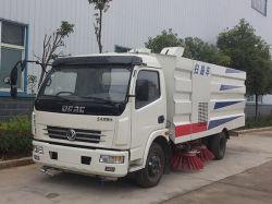 La Chine utilisé la balayeuse de route de la rue de la piste de l'autoroute de l'aéroport de camion le nettoyage des rues de la route du véhicule pour la vente du chariot de balayage
