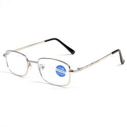 Mango Metallrahmen Gealterte Lesebrille Brille