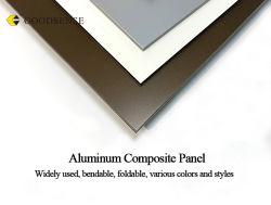 PE покрытие алюминиевых Сэндвич панели на двери распределительного шкафа и настенные украшения