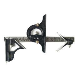 """Aleación de aluminio de alta calidad Multi 12"""" 300mm de Plaza de la combinación de hierro inoxidable"""