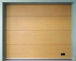 Schnitt/Automatic Garage Door (40mm stark)
