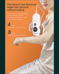 Pantalla LCD IPL Depilación Láser dispositivo belleza Cuidado de la piel producto para el uso de electrodomésticos