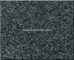 磨かれたZhangpuの緑の花こう岩のタイルの平板- G612
