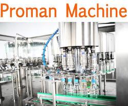 L'eau minérale emballés automatique usine Coût de la machine avec RO Usine de traitement de l'eau potable la machine