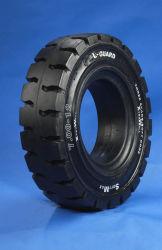 2015 Chariot élévateur à fourche pneu 7.50-20 solide avec la norme ISO 7.50-20