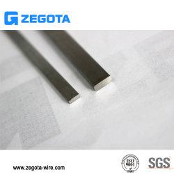 Laminados en frío de carbono de superficie plana de resorte de acero, cable de alambre de acero