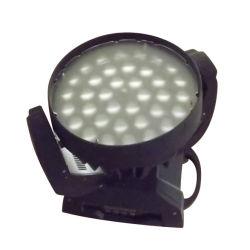 Nouveau 360W Faire un zoom sur 4en1 LED tête mobile