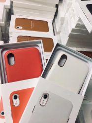 Handy-Deckel, der ursprünglichen ledernen Deckungs-Handy-Kasten für iPhone 11/iPhone 12 unterbringt